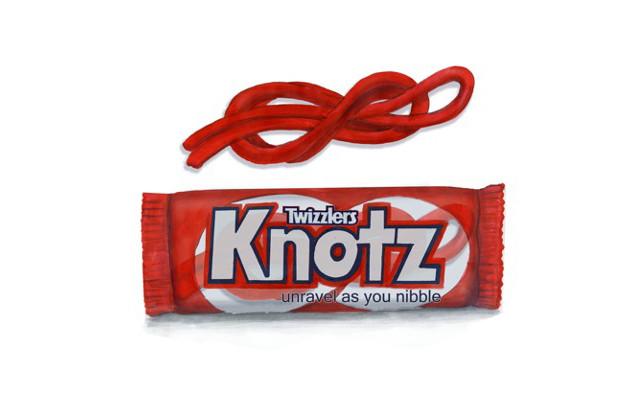 Twizzlers Knotz