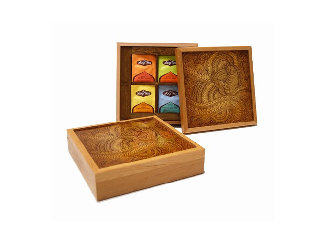 Yogi Tea Corporate Box
