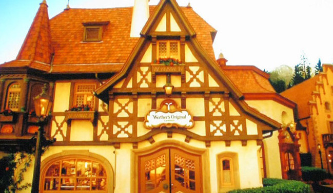 Werther's Candy Shop Epcot