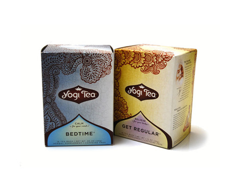 Yogi Tea Box