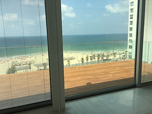 Hayarkon - Penthouse on TLV Beach