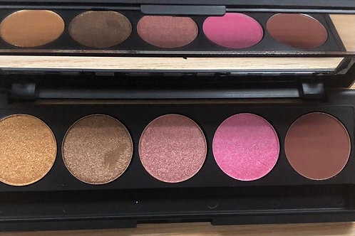 Shimmer Eye Shadow pallet