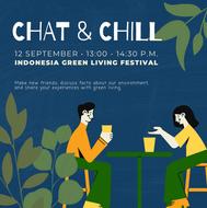 Chat & Chill - Green Living Communtiy