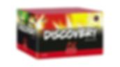 Bateria Discovery, fuegos artifiiales, grandes, málaga, premium, petardos, pirotecnia