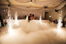Fuego frío bodas, Málaga, Humo bajo, bodas, maquina niebla, costa del sol, torre del mar, pirojose