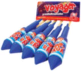 Cohete voyager www.pirojose.com
