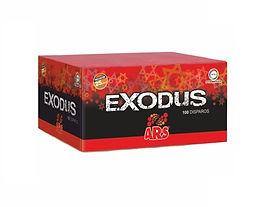Batería Exodus, pirotecnia, málaga, petados, premium, vélez málaga, fuegos artificiales, bodas
