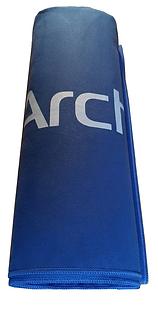 Serviette de Plage bleue Archimhead
