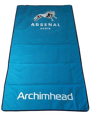 Serviette de Plein air cadeau corporatif Archimhead