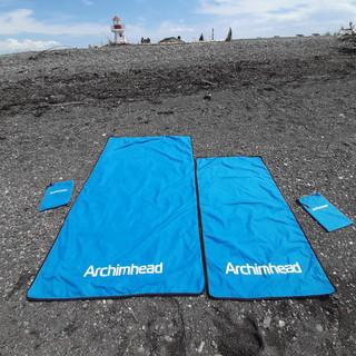 Serviettes de Plein air Archimhead