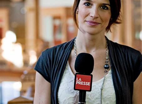 UNE SERVIETTE CONÇUE POUR LE PLEIN AIR   La Presse +