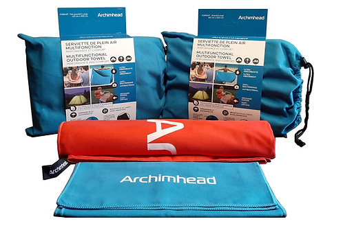 Archimhead towels set