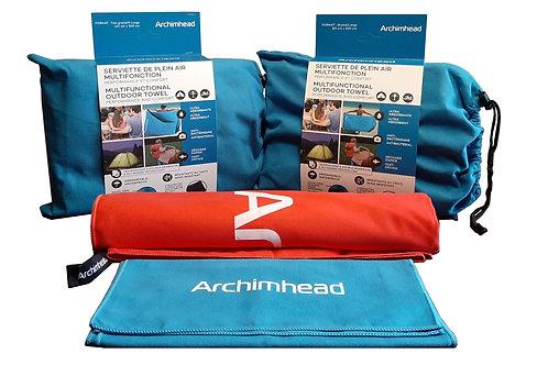 Ensemble de serviettes Archimhead