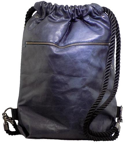Blurple Leather