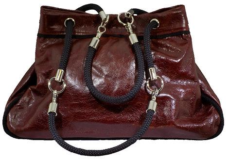 Burgundy - Leather