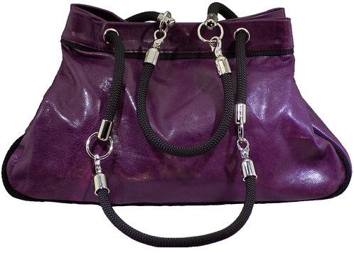 Purple - Leather