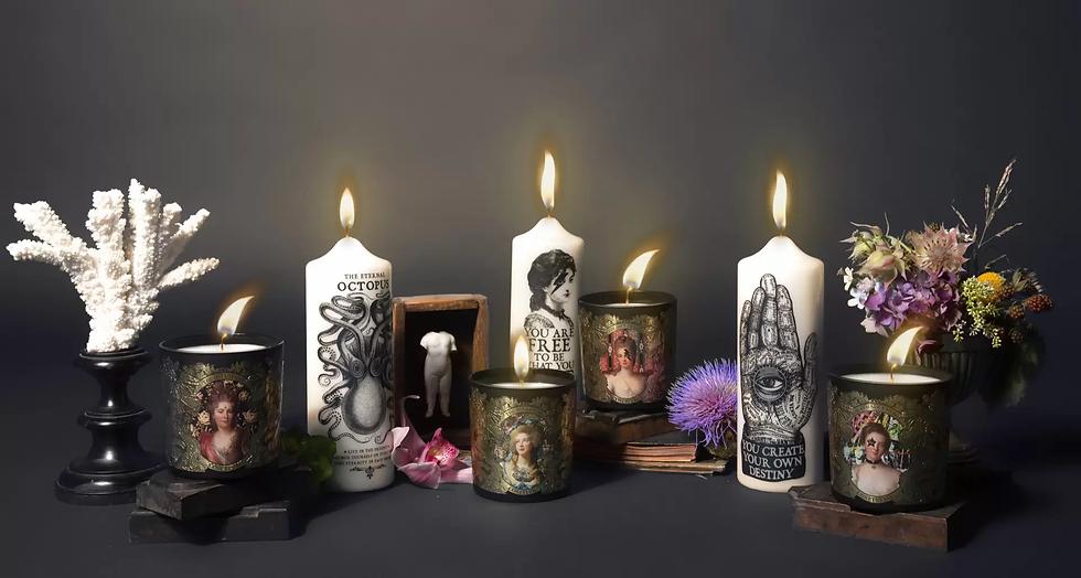 coreterno candele perfumum