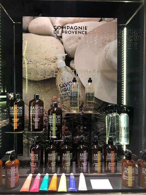 compagnia de provence perfumum ravenna vendita on line sapone marsiglia