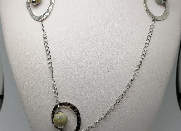 collier 3 perles