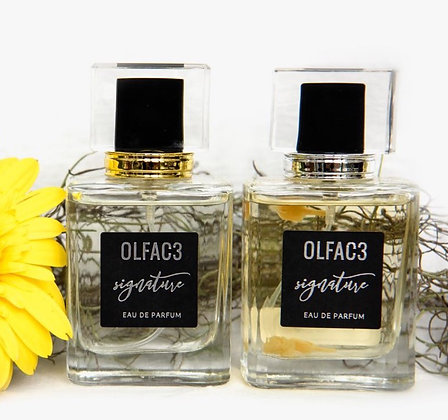 Bespoke Perfume Creation | Individual