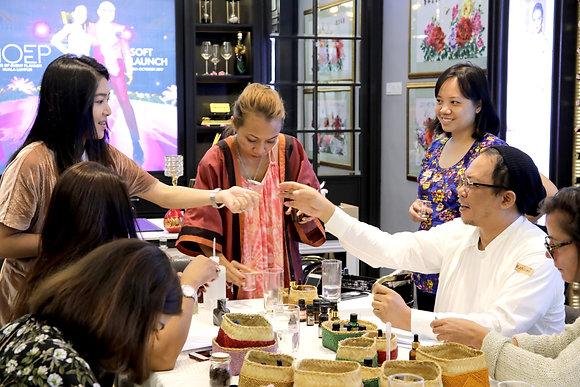 Private Perfume Creation Workshop