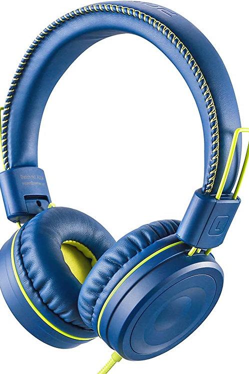 Kid Headphones (Blue)