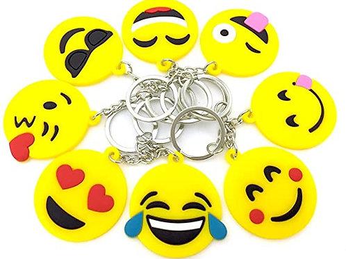 Emoji Keychains (Variety Pack)