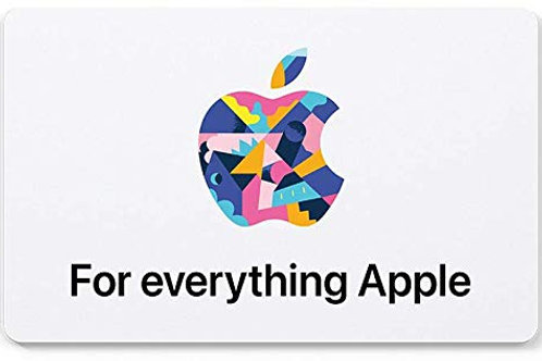 $25 Apple E-Gift Card