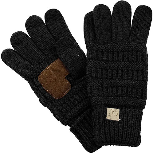 Warm Gloves (Black)