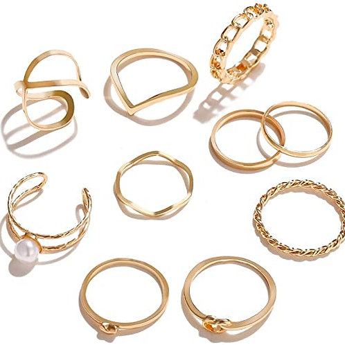 Finger Ring Set
