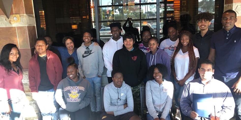 Teen Scholars