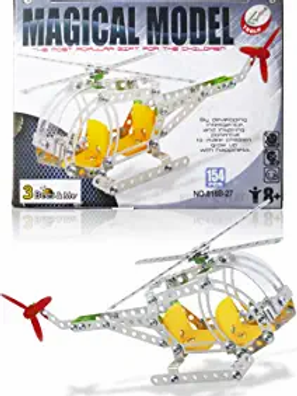 STEM Helicopter Building Kit