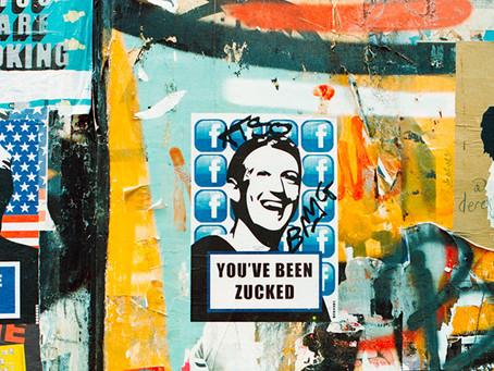 Facebook á fallandi fæti?