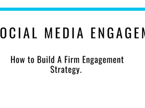 How To Build A Firm Engagement Strategy on Social media