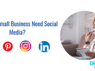 Does my small local business need social media?