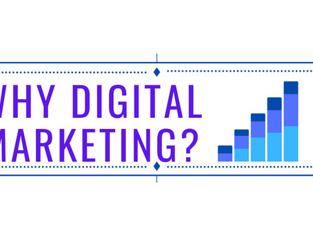 Why is digital marketing important to a new business?