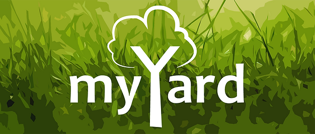 myYard Banner