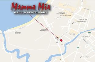 Map Mamma Mia Rawai