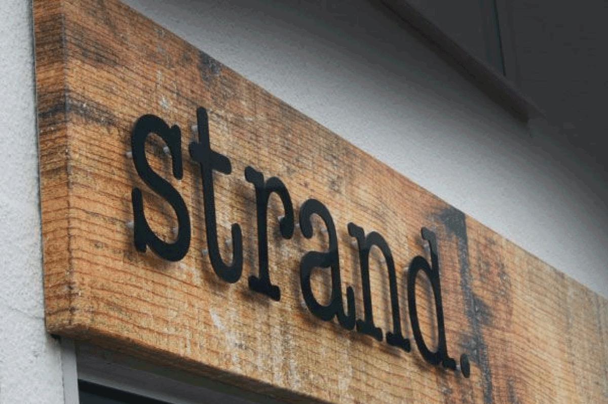 Strand - Studiestræde