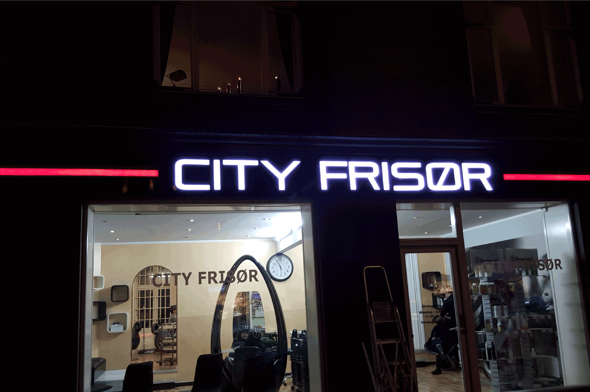 City Frisør - Frederiksberg