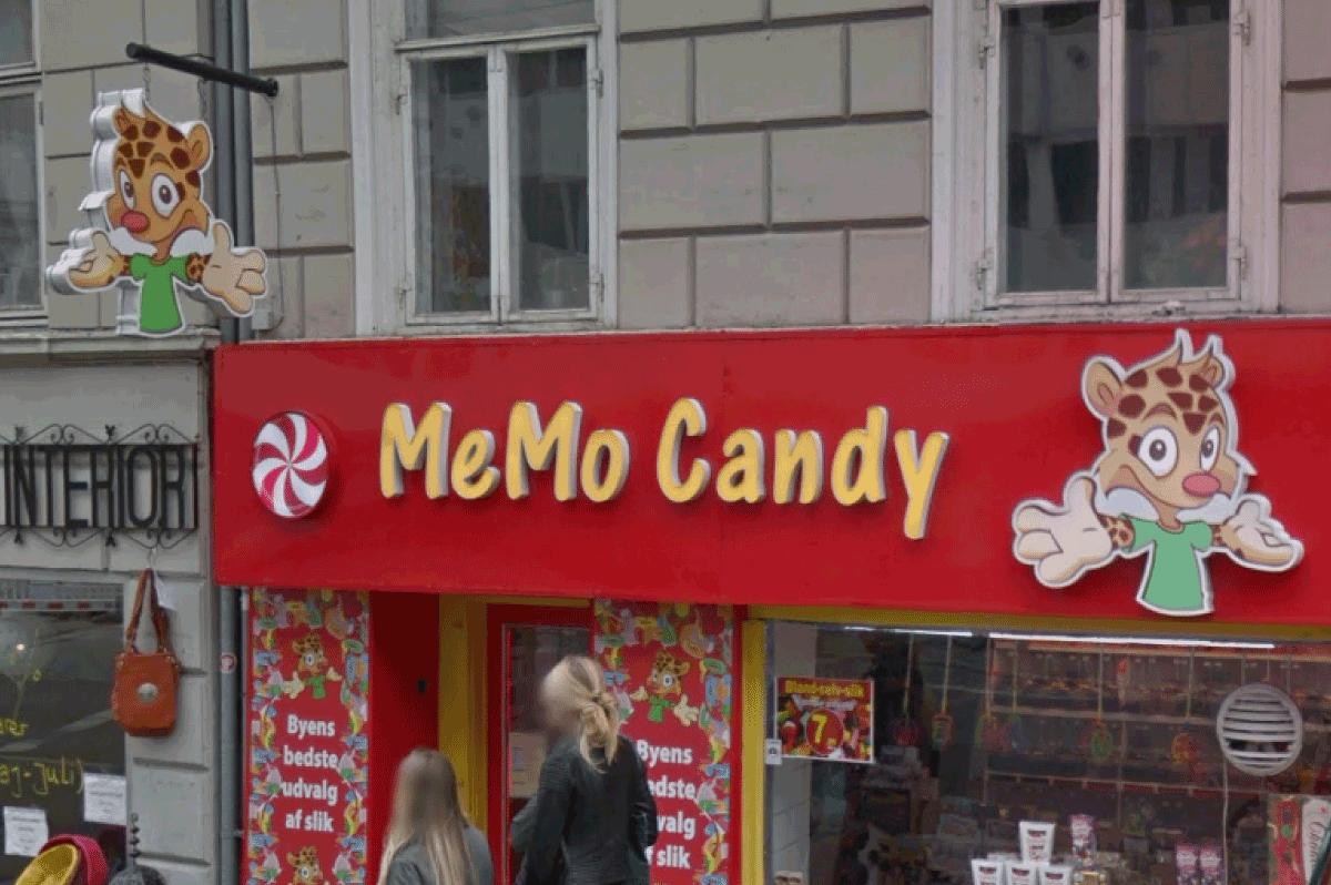 MeMo Candy - Vesterbro