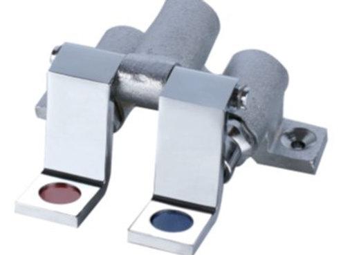 Válvula de pedal doble