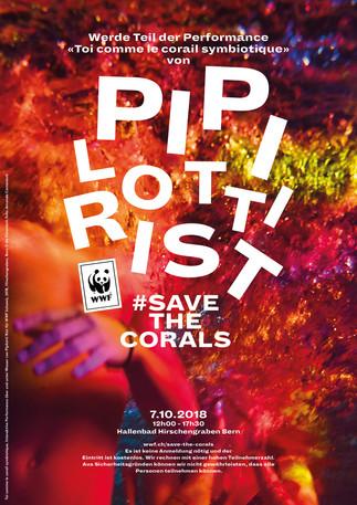 PLAKAT WWF Pipilotti Rist Poster