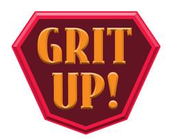 Grit Up! Logo DeNador