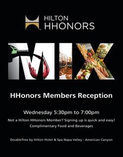 Hilton Honors DeNador