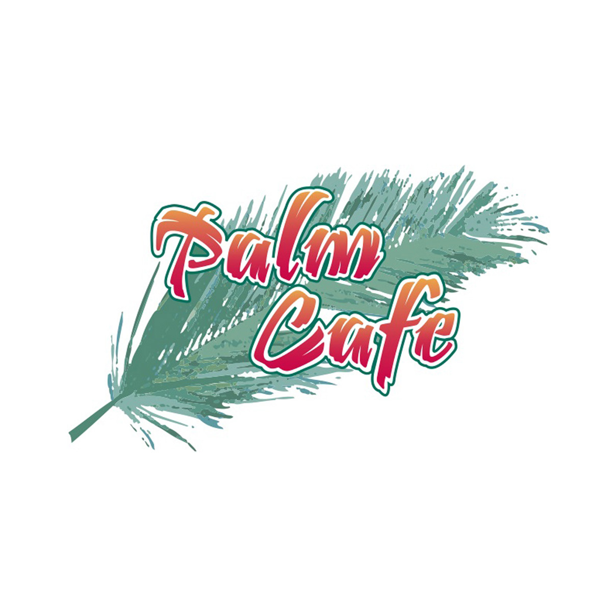 Palm Cafe Logo DeNador