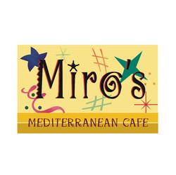 MIRO'S Logo DeNador