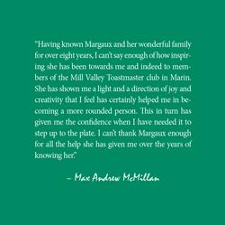 Max Andrew McMillan