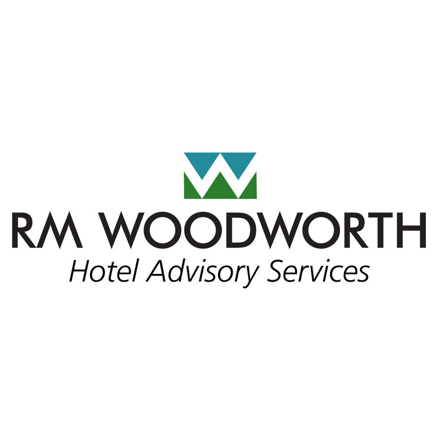 RM Woodworth Logo & Signature
