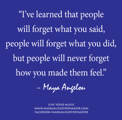 LYM Poster Maya Angelou Quote
